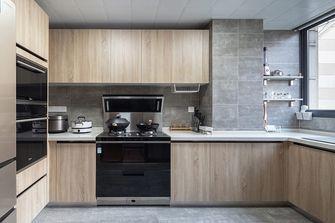 140平米四室一厅日式风格厨房效果图