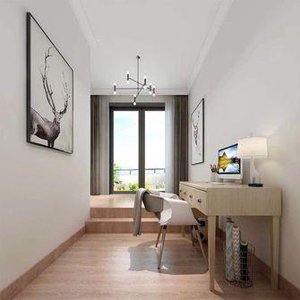 110平米四室两厅北欧风格阳光房设计图