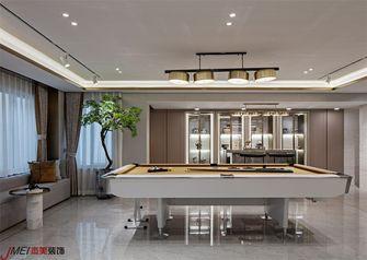140平米复式现代简约风格健身室图片