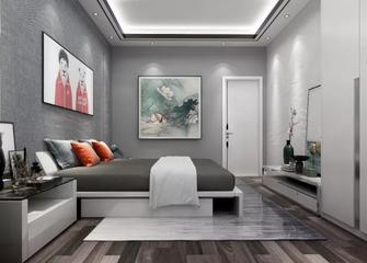 110平米三现代简约风格储藏室装修案例
