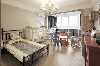 140平米四室四厅美式风格儿童房装修图片大全
