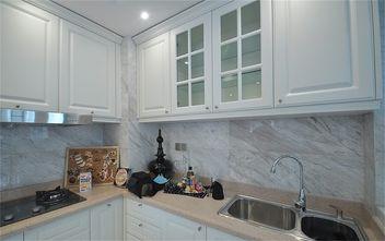 90平米三新古典风格厨房效果图
