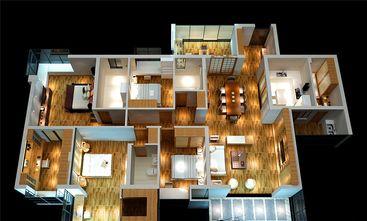 140平米四室两厅东南亚风格其他区域装修图片大全