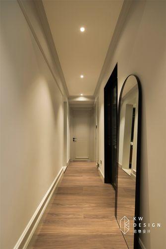 80平米三混搭风格走廊设计图