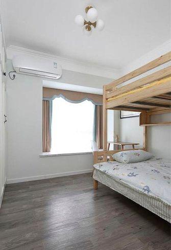 80平米美式风格儿童房图片大全