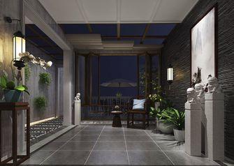 140平米复式欧式风格阳光房装修效果图