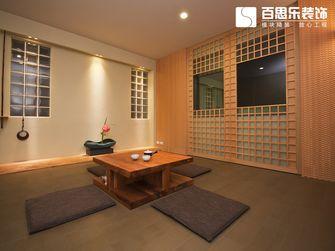 富裕型140平米复式日式风格阁楼设计图