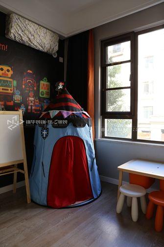 130平米四现代简约风格儿童房设计图