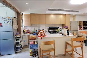 80平米一居室日式风格厨房装修效果图