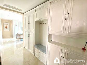 20万以上80平米三室两厅英伦风格玄关欣赏图