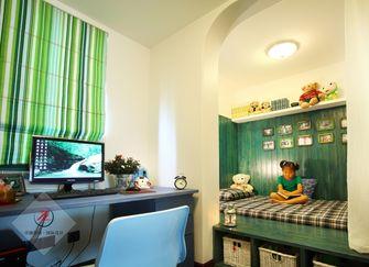 100平米三室两厅地中海风格儿童房装修图片大全