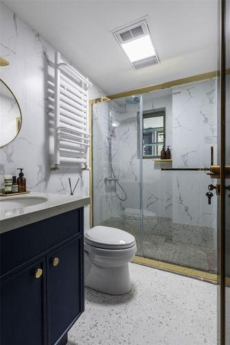 110平米三室两厅新古典风格卫生间设计图