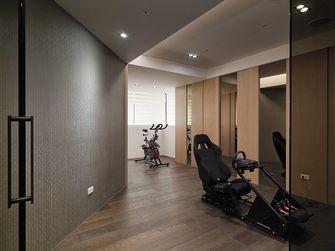 130平米三现代简约风格健身室图