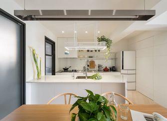 110平米三室两厅日式风格厨房装修案例