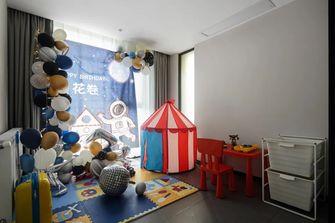 140平米四室一厅北欧风格儿童房效果图