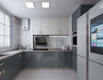 120平米三现代简约风格厨房效果图