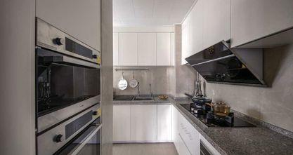 120平米三田园风格厨房装修案例