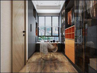 110平米三室两厅其他风格衣帽间设计图