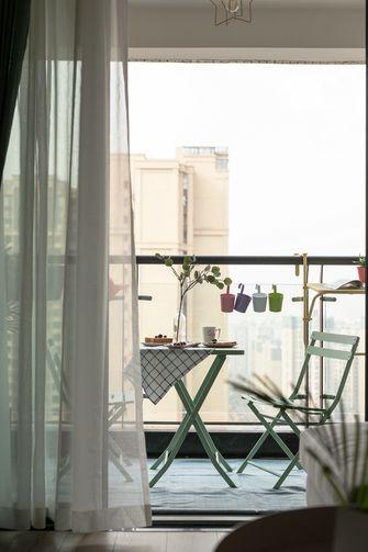 70平米宜家风格阳台装修效果图