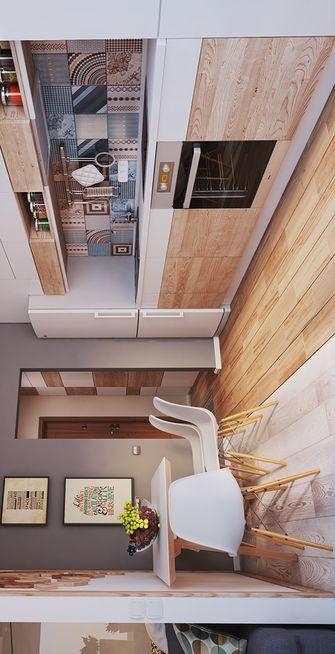50平米一室两厅其他风格厨房图