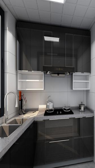 140平米四室四厅中式风格厨房装修案例
