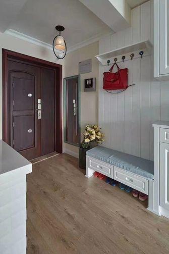 90平米三室一厅美式风格玄关图片大全
