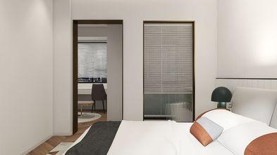 70平米三室一厅现代简约风格卧室图片大全