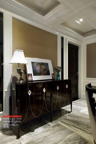 140平米三室两厅新古典风格玄关图