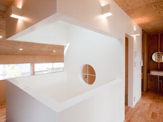 140平米别墅日式风格楼梯间图片大全