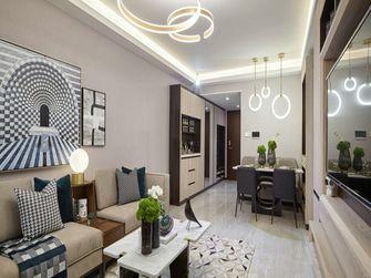 110平米三室一厅其他风格客厅效果图