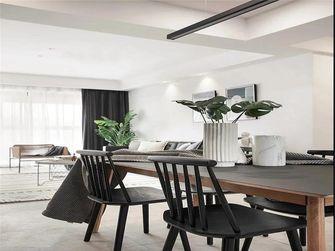 110平米三室一厅宜家风格餐厅装修效果图