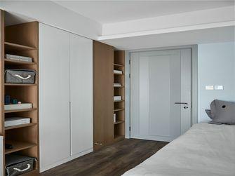 130平米四室一厅宜家风格卧室装修案例