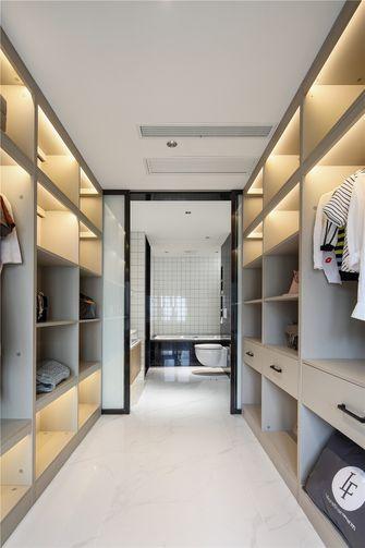 110平米三室两厅北欧风格衣帽间装修图片大全