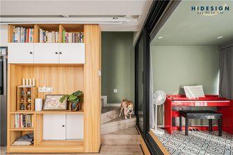 70平米一室两厅混搭风格阳台设计图