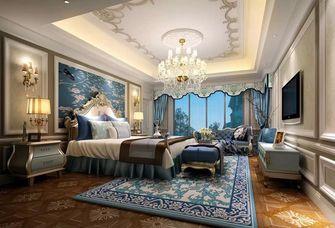 120平米别墅法式风格卧室图片大全