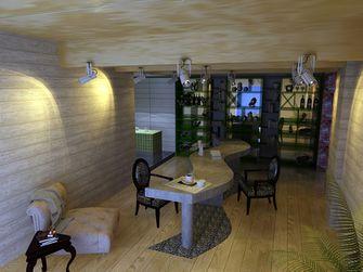140平米复式其他风格客厅图片大全