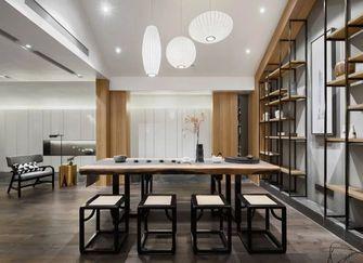 120平米公寓中式风格餐厅装修效果图
