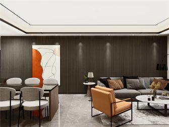 5-10万100平米三室两厅现代简约风格客厅效果图