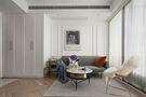 80平米公寓现代简约风格客厅设计图