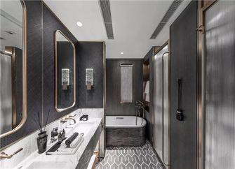 110平米三室两厅欧式风格卫生间欣赏图