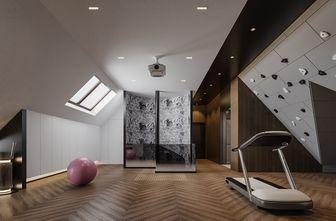 140平米四现代简约风格健身室图片大全