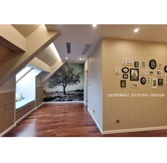 140平米复式法式风格阁楼图片大全