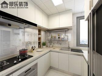 70平米三日式风格厨房图片大全