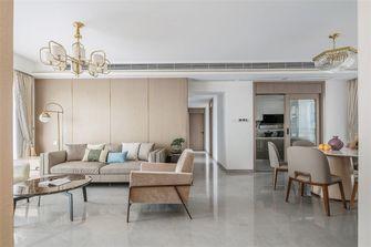 100平米三室两厅新古典风格玄关图片
