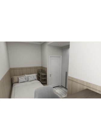 15-20万100平米三室两厅混搭风格儿童房装修效果图