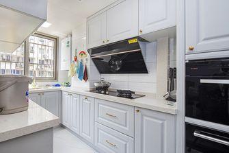 120平米三室两厅美式风格厨房效果图