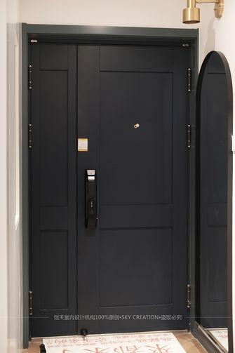 富裕型100平米美式风格玄关装修图片大全