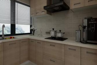 120平米四中式风格厨房装修效果图