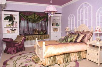 110平米四室两厅法式风格卧室图