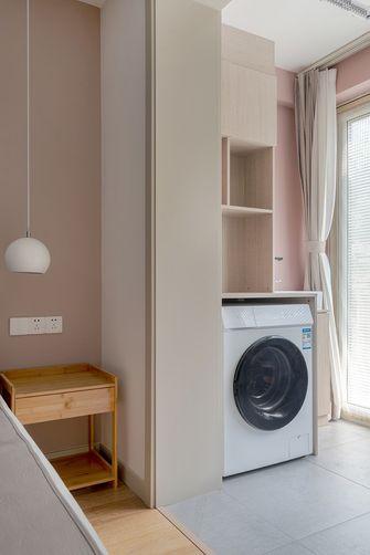 110平米三室两厅现代简约风格阳台设计图